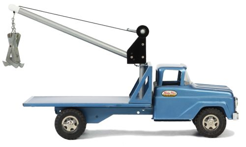 1960 Tonka Toys Power Boom Truck Number 116