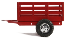 1957 Tonka Toys Number AC 312 stake trailer